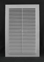 Решетка вентиляционная 200х300 без сетки Эконом