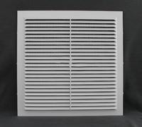 Решетка вентиляционная 230х230 без сетки Эконом
