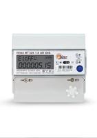 Счётчик 3ф. 2-х тар. акт/реак.эн. прям.вкл. 5(100)А 380В кл.1 ЖК-дисп. DIN-рейка оптопорт RS485 до 4-х тар.