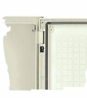 Шкаф 647x436x250мм IP66 серия THALASSA