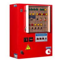 Шкафы управления насосами пожаротушения на 2 насоса, АДЛ