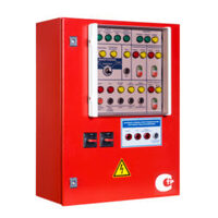 Шкафы управления насосами пожаротушения на 2 насоса с УПП Grancontrol + насос подпитки