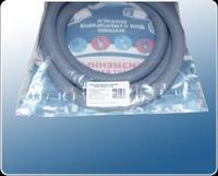 Шланг сливной для стиральной машины ( в пакете) 1 м. Monoflex (кор.300 шт.)