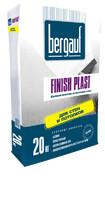 Шпаклевка финишная полимерная Finish Plast 20кг Bergauf 1уп=64шт