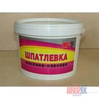 Шпатлевка масляно-клеевая БРОЗЭКС 15,0 кг 1 п = 48 шт