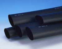 Среднестенная термоусаживаемая трубка 50/18 мм с клеевым слоем,L=1м до 1кВ (-55С+135С) MDT-A