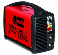 Сварочный инвертор Telwin Advance Tig 227 MV/PFC DC-LIFT VRD