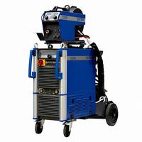 Сварочный полуавтомат CLOOS QinTron 400 Pulse (воздушное охл.)