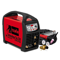Telwin Technology TIG 230 DC-HF/LIFT VRD + аксессуары