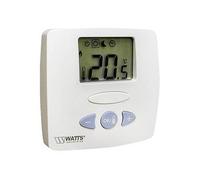 Термостат комн. WFTT (5-30 С) норм.откр.сервопривод с цифровым табло Р02627 (+датчик)