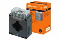 Трансформатор тока измерительный ТТН 40/500/5- 5VA/0,5S TDM