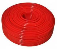 Труба из сшитого ПЭТ (PERT) для теплого пола 20 х 2,0 красная (200 м. в бухте)