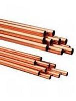 Труба медная неотожженая (жесткая) 15 мм х 1,0 мм 7011283 Sanco