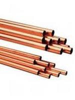 Труба медная неотожженая (жесткая) 22 мм х 1,0 мм 7011297 Sanco