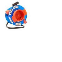 Удлинитель на катушке У10-028 термо ПВС 2*1 1гн. 40м