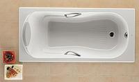 Ванна чугунная Roca Haiti 170*80 с ручками в комплекте