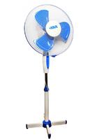 Вентилятор напольный 40Вт D40см 3 скорости (2шт. в упаковке) бело-синий DUX DX-16