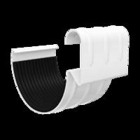 Соединитель желоба D125 GS (ВПЭ-02-9010-1)