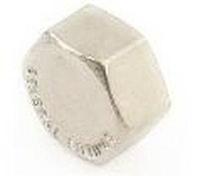 Заглушка 3/4 ВР латунь/никель GF ( уп.10 шт.)